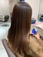 ヘアーサロン ビーネ(Hair salon Bi-ne)最高級トリートメントで生まれたての髪の毛!