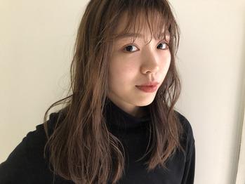 雰囲気を出したい方必見!ニュアンス前髪パーマ☆_20191027_1