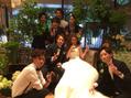 結婚式行ってきました!!