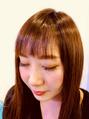 前髪シースルー