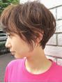《CHIBA》人気オーダーのショートスタイル☆