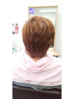 気分も明るく◎明るい白髪染め!_20210519_1