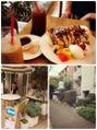 「 PLUFFY CAFE 」