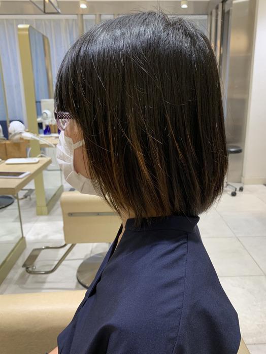小顔に見えたいショートヘア☆☆_20200621_2