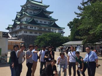 名古屋観光もしちゃいました。_20170531_1