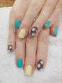flower nail☆
