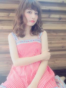 夏髪♪【Libera表参道】_20160523_1