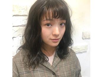 ぱっつんおんまゆ★_20180913_1