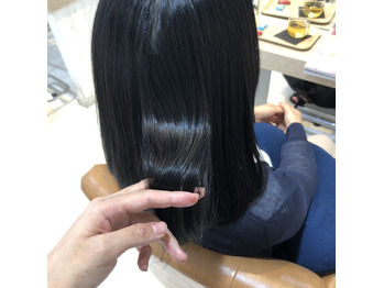 ツヤ髪の秘密は?_20190812_2