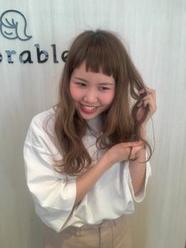 女の子の変わりたいを、水スタイリングで☆_20170505_1