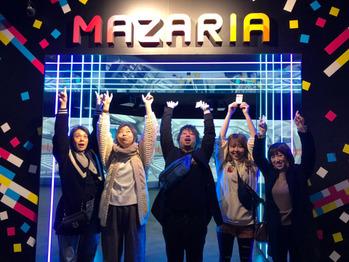 エルベス遠足☆MAZARIA!!!_20191201_1
