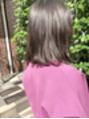 ツリー(Tree. Hair & Spa)ロブヘア