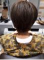 ヘアアンドメイク アース 入間店(HAIR&MAKE EARTH)★ショートスタイル★