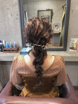 hair arrange_20200223_1