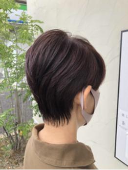 [ナガエ担当Style】大人ショート_20200907_1