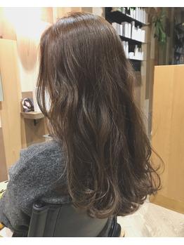 巻き過ぎない巻き髪。_20191014_1