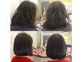 アラフィフ大人女性の縮毛矯正
