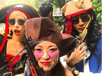happy halloween★&週末のご予約状況【関内】_20171027_2