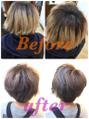 カラー「hairstudio326西新井店」