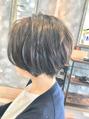 ヘアーガーデンロルド(hair garden Rold)ショートボブ