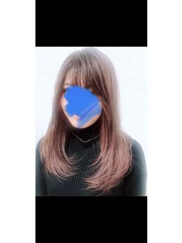 松田特別カラー、ペンクベージュ(^ ^)_20190315_2