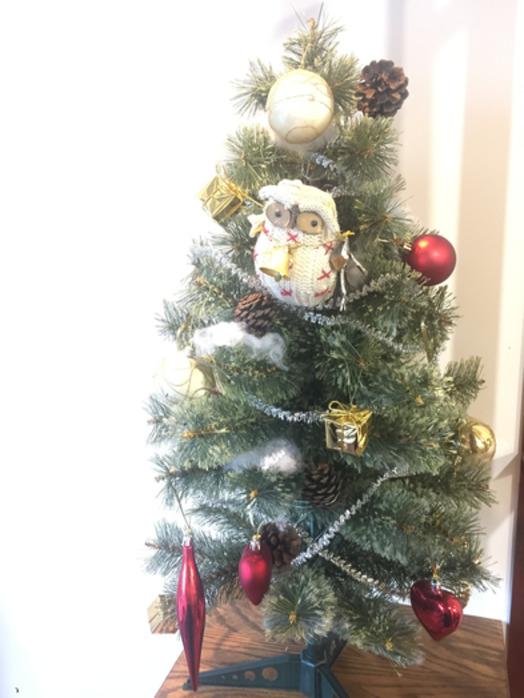 【YU-KA】クリスマス仕様にしました!_20181112_2