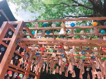川越氷川神社!_20180712_2