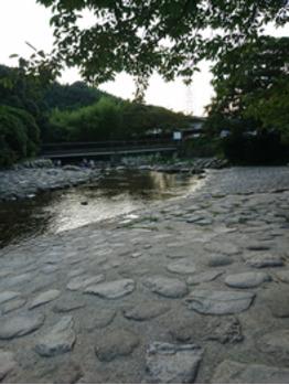 夏~♪川~♪_20170821_1
