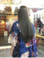 色濃く透ける☆新アプリエカラー