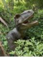 恐竜( ^)o(^ )