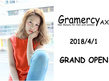 Gramercy ax NEW OPEN_20180413_1
