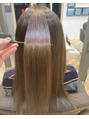 髪質改善トリートメント(^^)