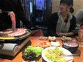 新大久保まで韓国料理食べに♪