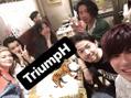 ◎ 先日のプライベートTriumpH
