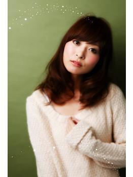 冬にオススメのスタイル☆  高田馬場 美容室