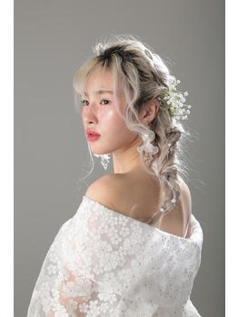 ファッションショーのステージヘアメイク PART1_20190905_3