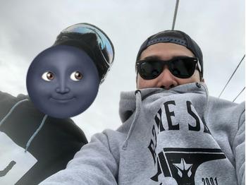 今シーズン、滑り納めに行ってきました♪_20190412_1