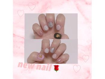 new nail☆_20180125_1