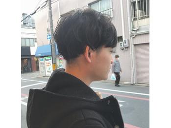 ふんわりマッシュ ♪_20190330_1
