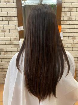 髪質改善でつやつやに♪_20200129_1