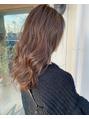 マイ ヘア デザイン(MY hair design)ハイ透明感アプリエカラーで柔らかさをゲットできる