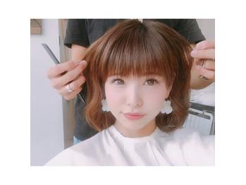 《松井》前髪カットでイメチェン☆【Libera表参道】_20170604_1
