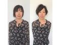 アフロートジャパン(AFLOAT JAPAN)ボリュームアップのビフォーアフター