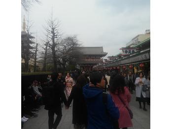 ちょっとだけ浅草観光してきました。_20190320_1