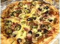 業者レベルのピザ