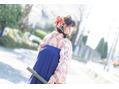 ご卒業おめでとうございます!袴の着付け承ってます☆