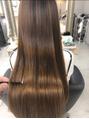 エッセンシャルヘアケア アンド ビューティー(Essential haircare & beauty)トキオインカラミストレートパーマ