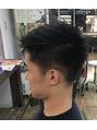 ヘアサロン ナノ(hair salon nano)メンズ スタイル