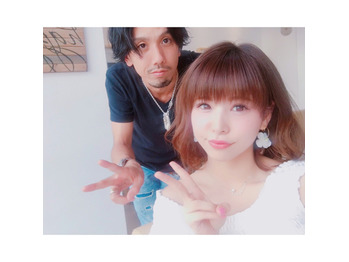 《松井》前髪カットでイメチェン☆【Libera表参道】_20170604_2