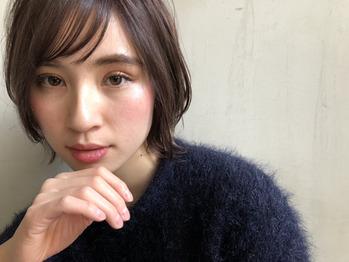 春のニュアンスボブ×軽め前髪♪榎本大樹_20180211_1